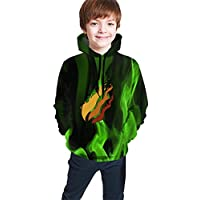Muindancer Prestonplayz Hoodies Sweater Youth Hoody Fashion Pullover Swearshirt for Boys/Girls
