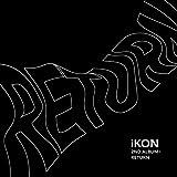Black Ver/iKON 正規2集 [RETURN]/iKON