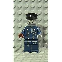 レゴMinifigs [モンスターファイター012] Zombie Driver _ A
