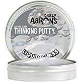 Crazy Aaron's Putty World シンキング パティ クリスタル クリアー 【 リキッド?グラス 】 LG020