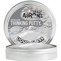 Crazy Aaron's Putty World シンキング パティ クリスタル クリアー 【 リキッド・グラス 】 LG020