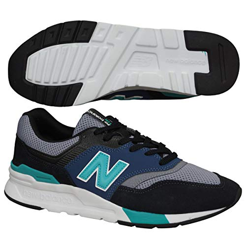 [ニューバランス] CM997H ZK BLACK/VERDITE スニーカー シューズ 靴 メンズ レディース cm997h-zk BLACK/VERDITE 19FW