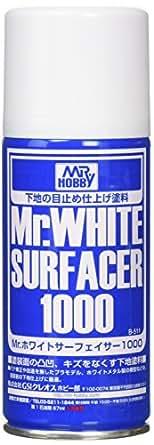 GSIクレオス Mr.ホワイトサーフェイサー 1000 B511