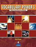 VOCABULARY POWER 3 : SB