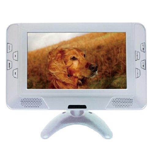 ZOX(ゾックス)8インチ液晶ワンセグテレビ&デジタルフォトフレームDS-ITV800SV