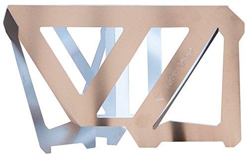 MUNIEQ(ミュニーク) Tetra Drip 01SL レザーケース付き 09210003000001