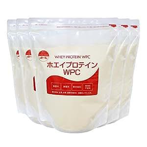 nichie ホエイプロテイン WPC 5kg(1kg×5袋)