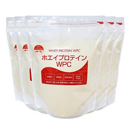 nichie アメリカ産 無添加 ホエイプロテイン WPC ...