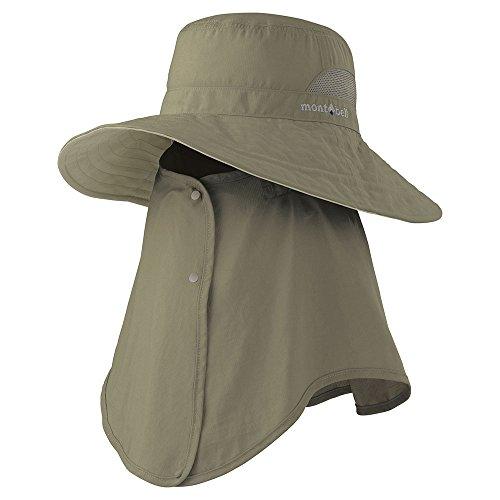 モンベル フィールドハット UVカット帽子(メンズ・レディース)