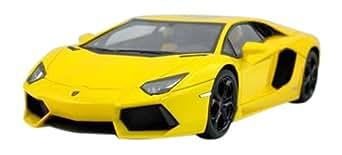 FRONTIART 1/43 Lamborghini Aventador LP700-4 (イエロー) 完成品