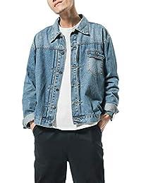 防寒着 メンズ ブラック Gジャン ジージャン コート 厚手 デニムジャケット VIISHOW 大きいサイズ 防風 カジュアル ブルゾン メンズ