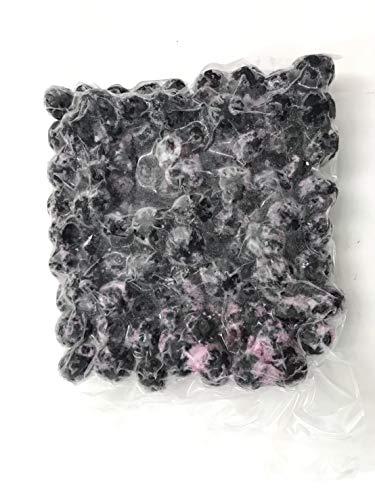 国産冷凍ブルーベリー(徳島産) 250g 【消費税込み】無農薬、無肥料、自然栽培ブルーベリー。自然栽培ブルーベリーの甘味と酸味が抜群です。もぎたてのツブツブ感がうれしい。