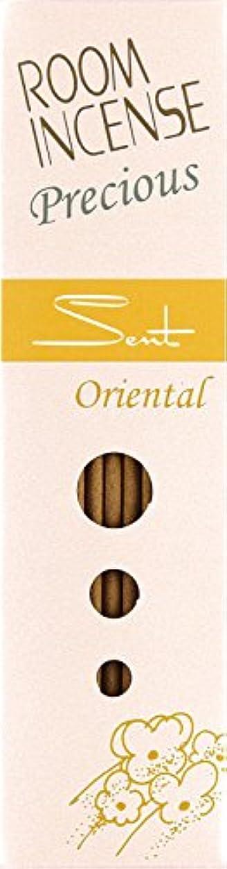 炭水化物全体謝罪玉初堂のお香 ルームインセンス プレシャス セント オリエンタル スティック型 #5502