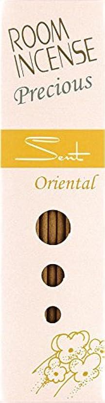 時期尚早記録孤独な玉初堂のお香 ルームインセンス プレシャス セント オリエンタル スティック型 #5502