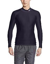 (ミズノ)MIZUNO トレーニングウェア バイオギアシャツ(ハイネック長袖) A60BS350[メンズ]