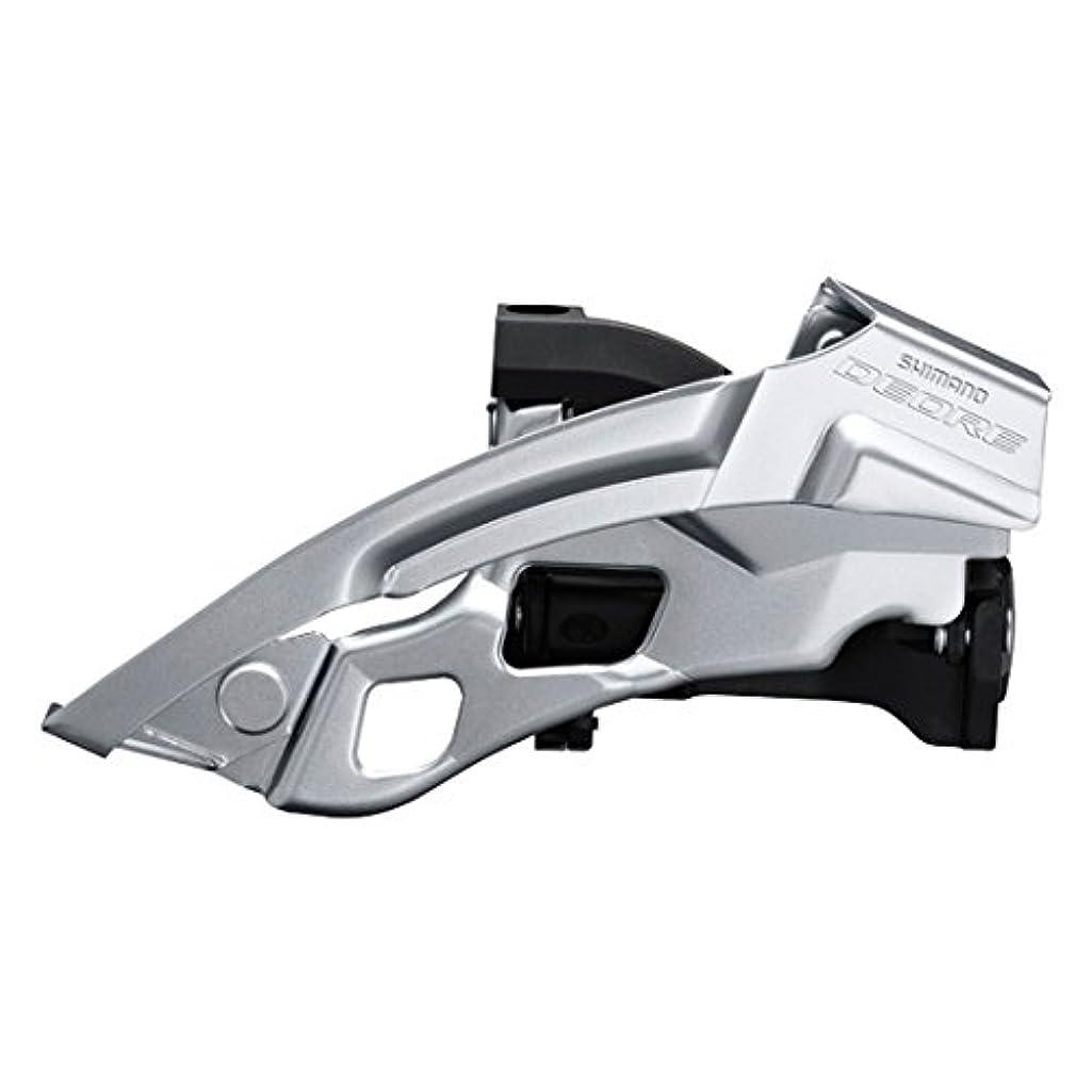 小さい限られた主婦シマノ FD-T6000 バンドタイプφ34.9mm(31.8/28.6mmアダプタ付) トップスイング 3X10S フロントディレーラー IFDT6000L3X