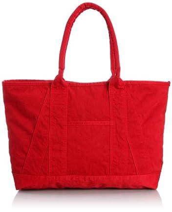 Konbu-N Tote Bag M 1332-699-4069: Red