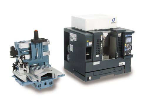 立形マシニングセンタ V33i  (1/20スケールプラスチックモデル組み立てキット)