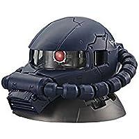 機動戦士ガンダム EXCEED MODEL ZAKU HEAD エクシードモデル ザクヘッド [3.高機動型ザクII (黒い三連星機)](単品)