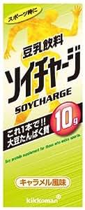 豆乳飲料 ソイチャージ 200ml×18本
