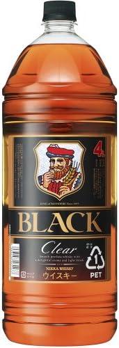 ブラックニッカ クリア [ ウイスキー 日本 4000ml ]