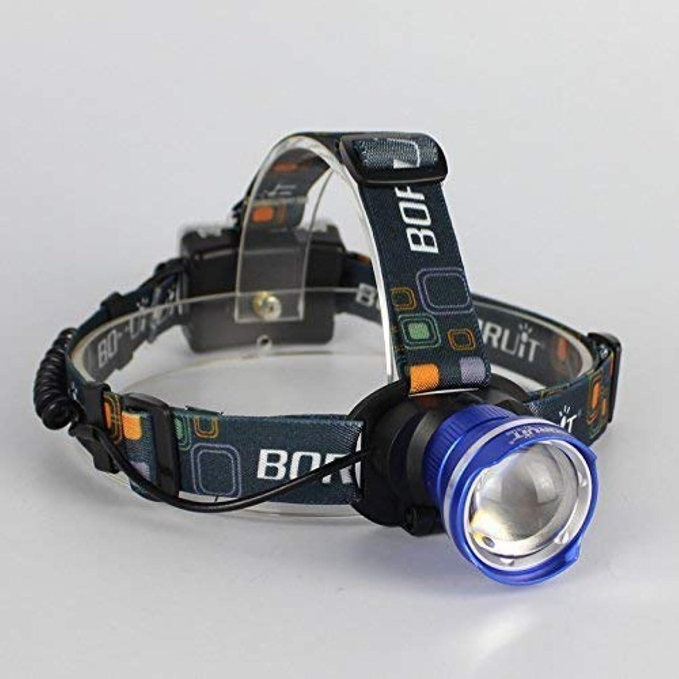 ポジション良性盗賊WorthTrust 1800 Lumen CREE XM-L XML T6 LED Headlamp Headlight for Cycling Camping Hiking by WorthTrust