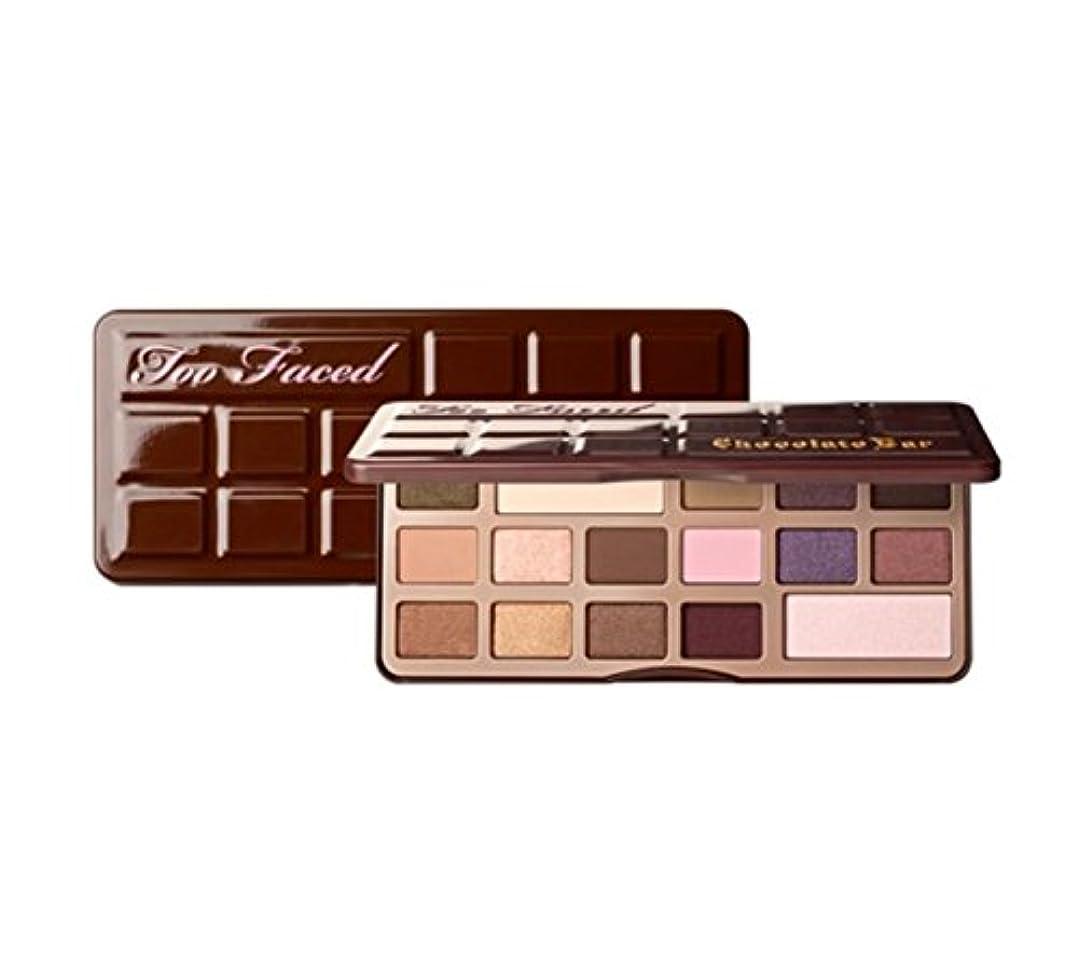 喪心のこもった細いToo Faced Chocolate Bar Eye Shadow Collection (並行輸入品)