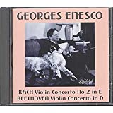 Plays Concertos By Bach & B