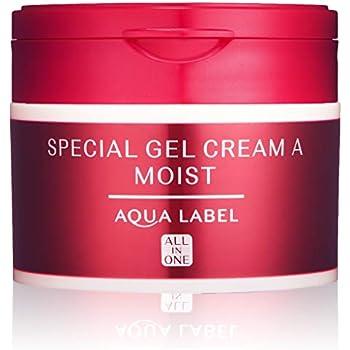 AQUALABEL(アクアレーベル) アクアレーベル スペシャルジェルクリームA (モイスト) ハーバルローズの優しい香り 単品 90g