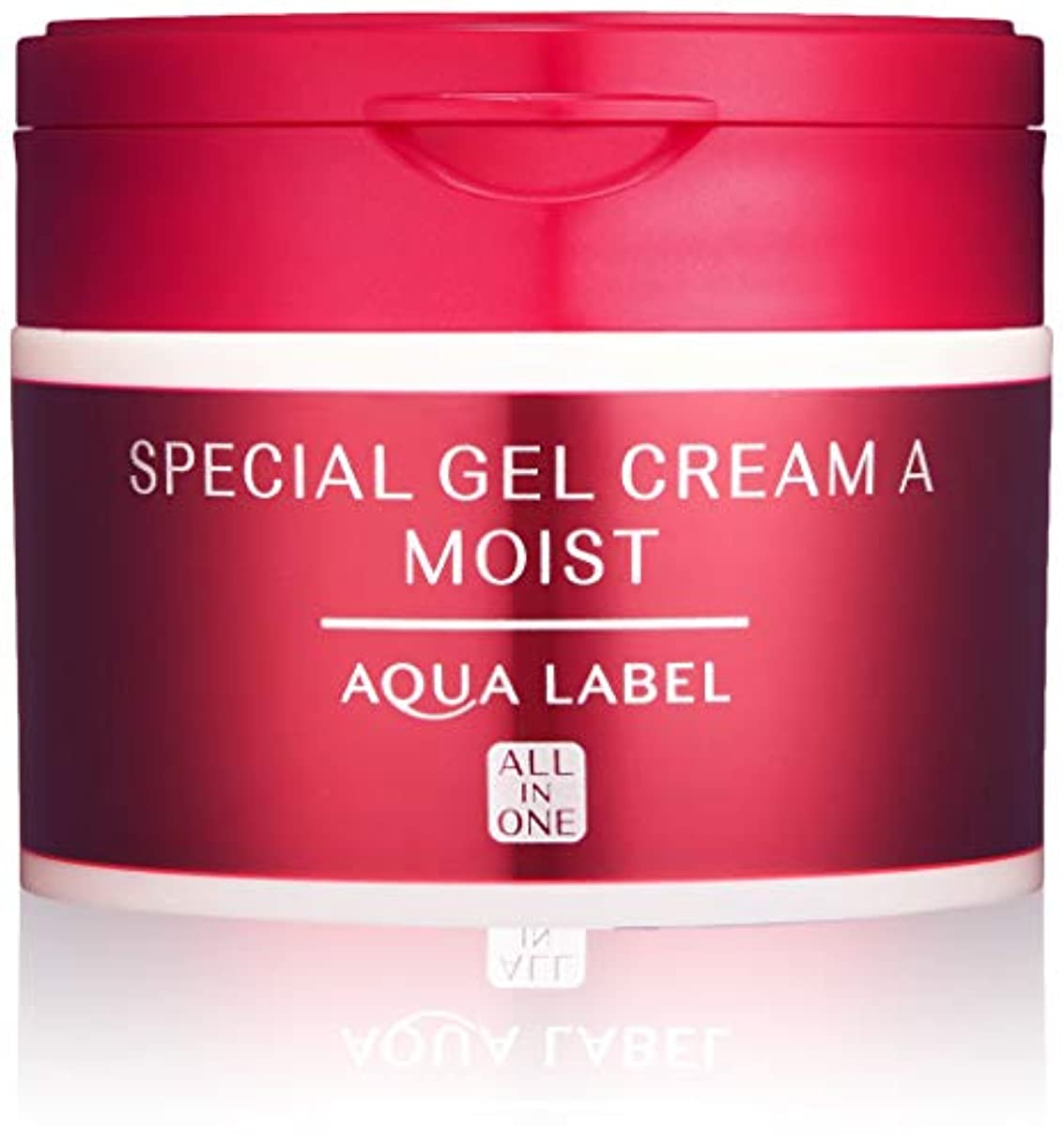 深さ超越する学校の先生AQUALABEL(アクアレーベル) アクアレーベル スペシャルジェルクリームA (モイスト) ハーバルローズの優しい香り 単品 90g