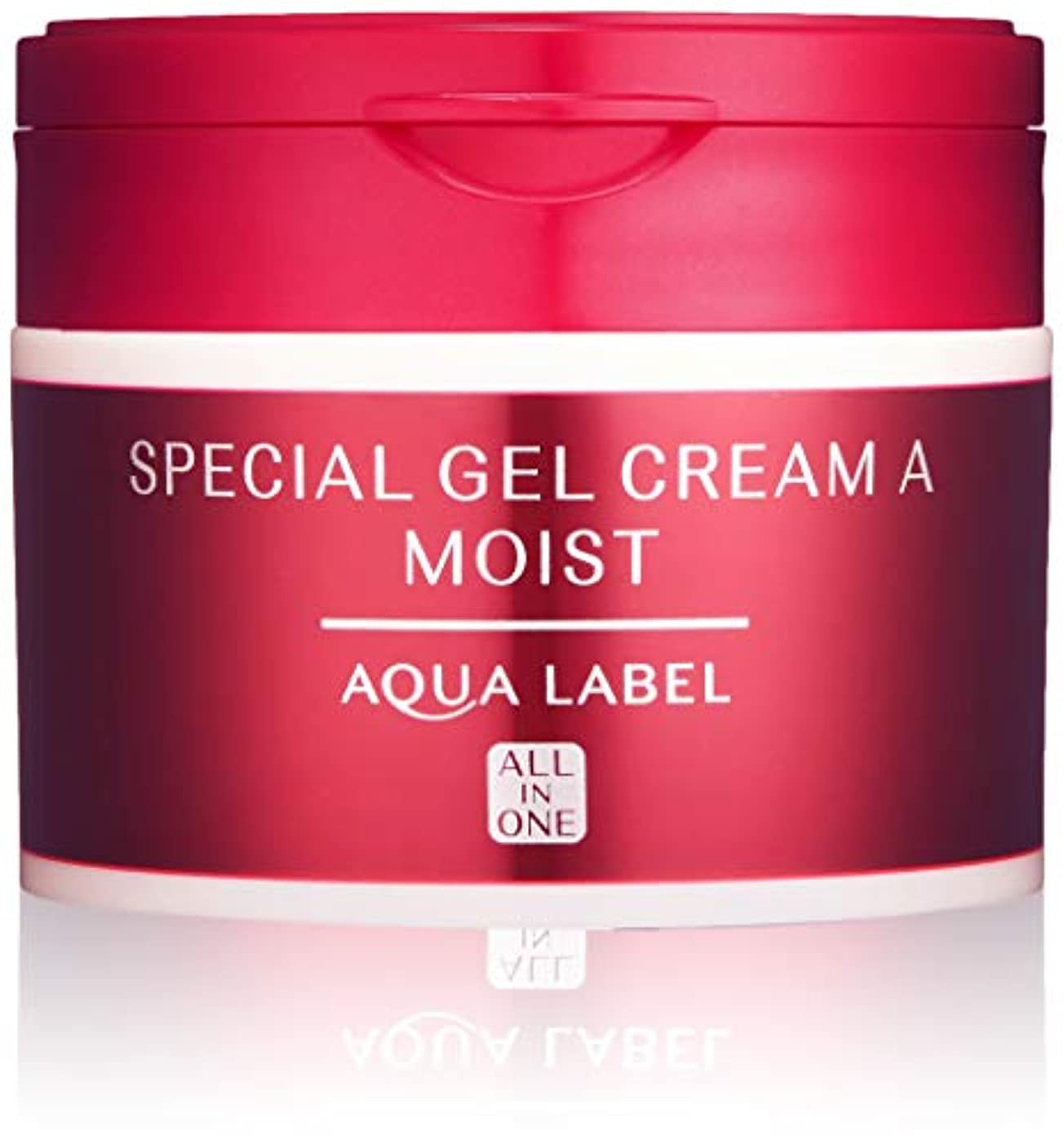 アプローチトライアスロンずるいAQUALABEL(アクアレーベル) アクアレーベル スペシャルジェルクリームA (モイスト) ハーバルローズの優しい香り 単品 90g
