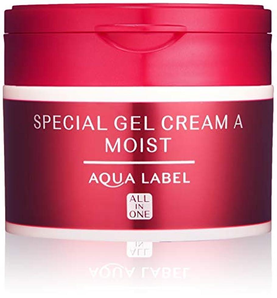 おばあさん一方、待つAQUALABEL(アクアレーベル) アクアレーベル スペシャルジェルクリームA (モイスト) ハーバルローズの優しい香り 単品 90g