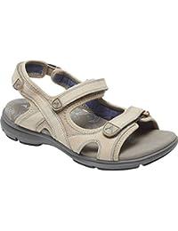 (アラヴォン) Aravon レディース シューズ・靴 サンダル・ミュール REV 3 Strap Sandal [並行輸入品]