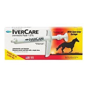 Farnam Central Life100504274Ivercare Ivermectin DeWormer-IVERCARE DEWORMER (並行輸入品)