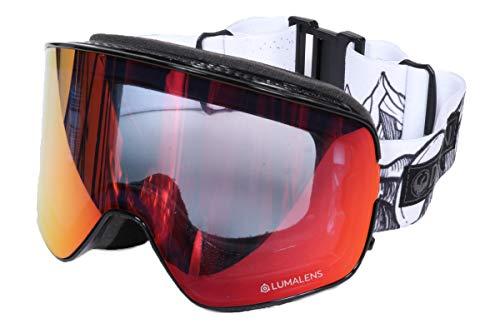 ドラゴン スキー スノーボードゴーグル エヌエフエックスツー クリス・ベンチュラー シグネチャー NFX2 CHRIS BENCHETLER SIGNATURE LUMA J RD