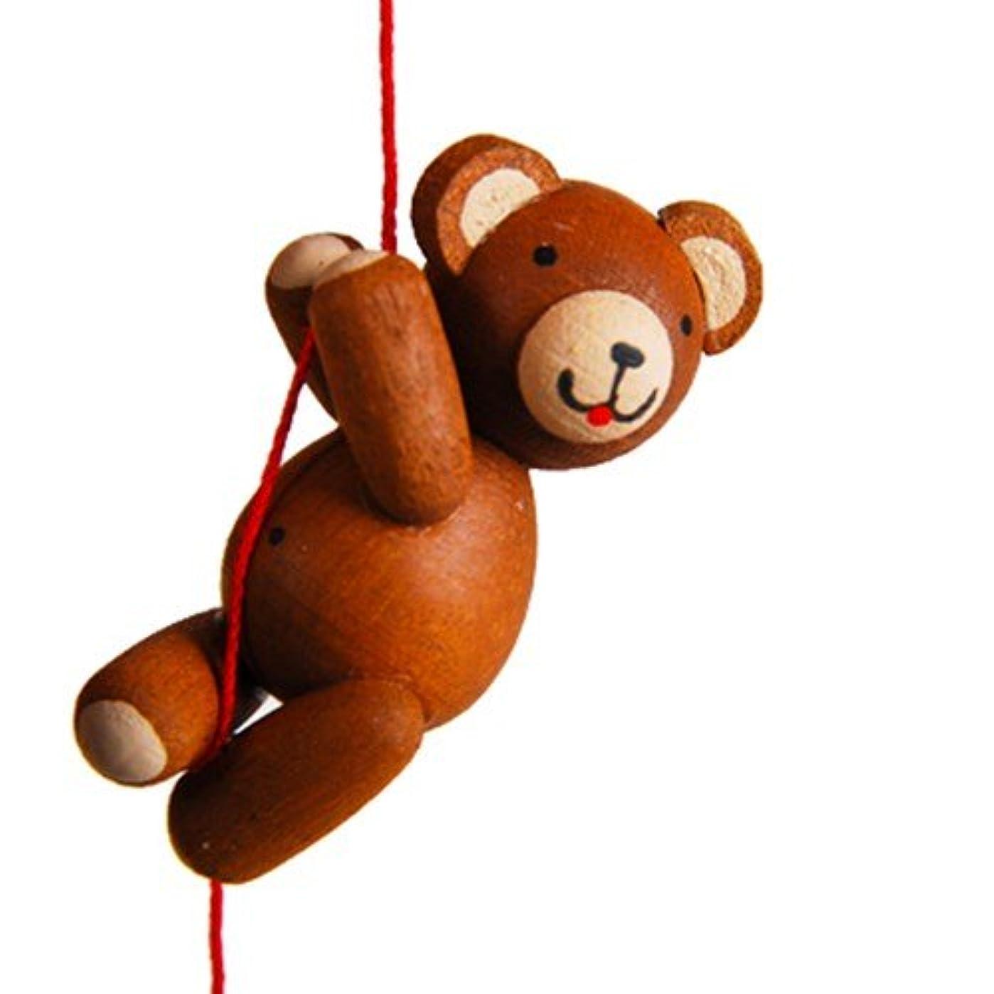 序文大佐アーティキュレーションGUNTER REICHEL - Good Luck Bear climbing