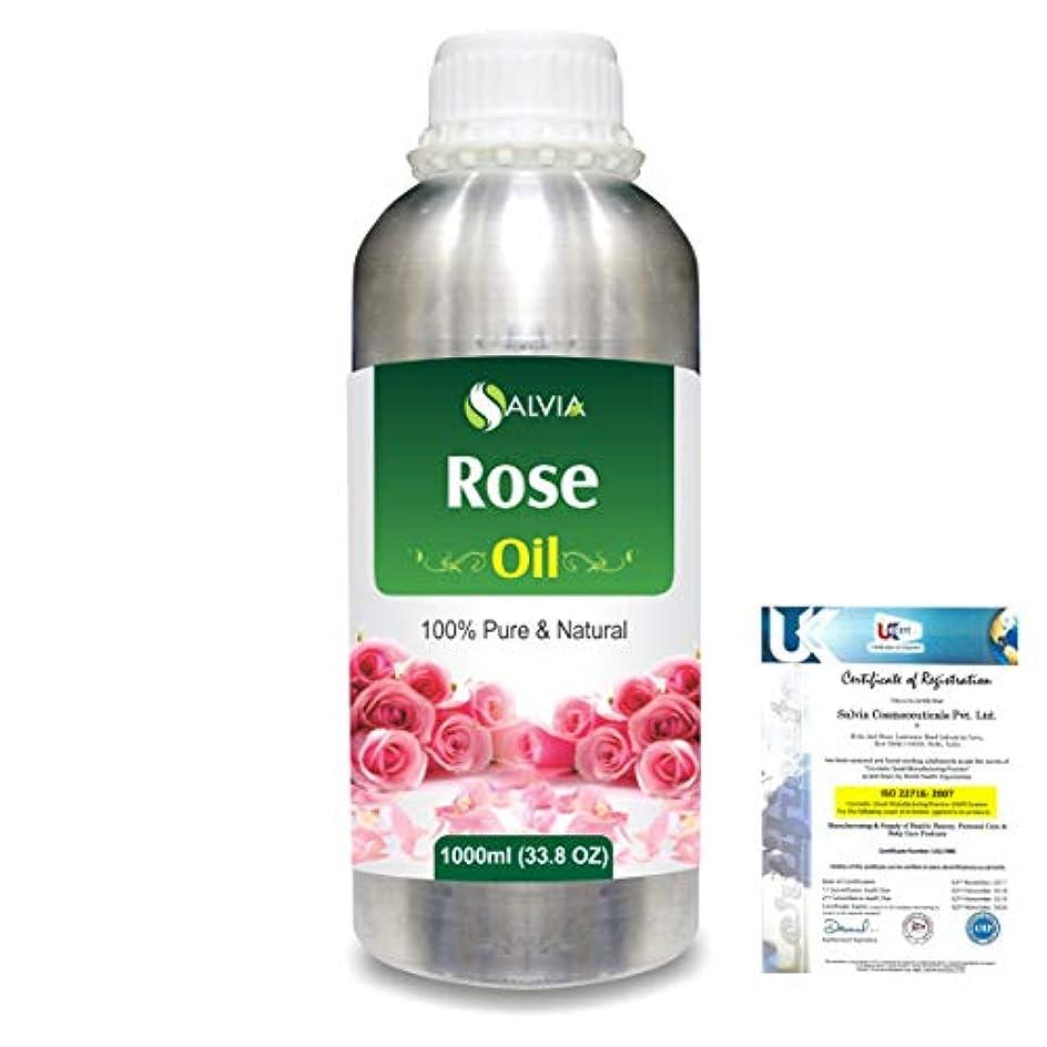 グレートバリアリーフ球状から聞くRose (Rosa Damacenia) 100% Natural Pure Essential Oil 1000ml/33.8fl.oz.