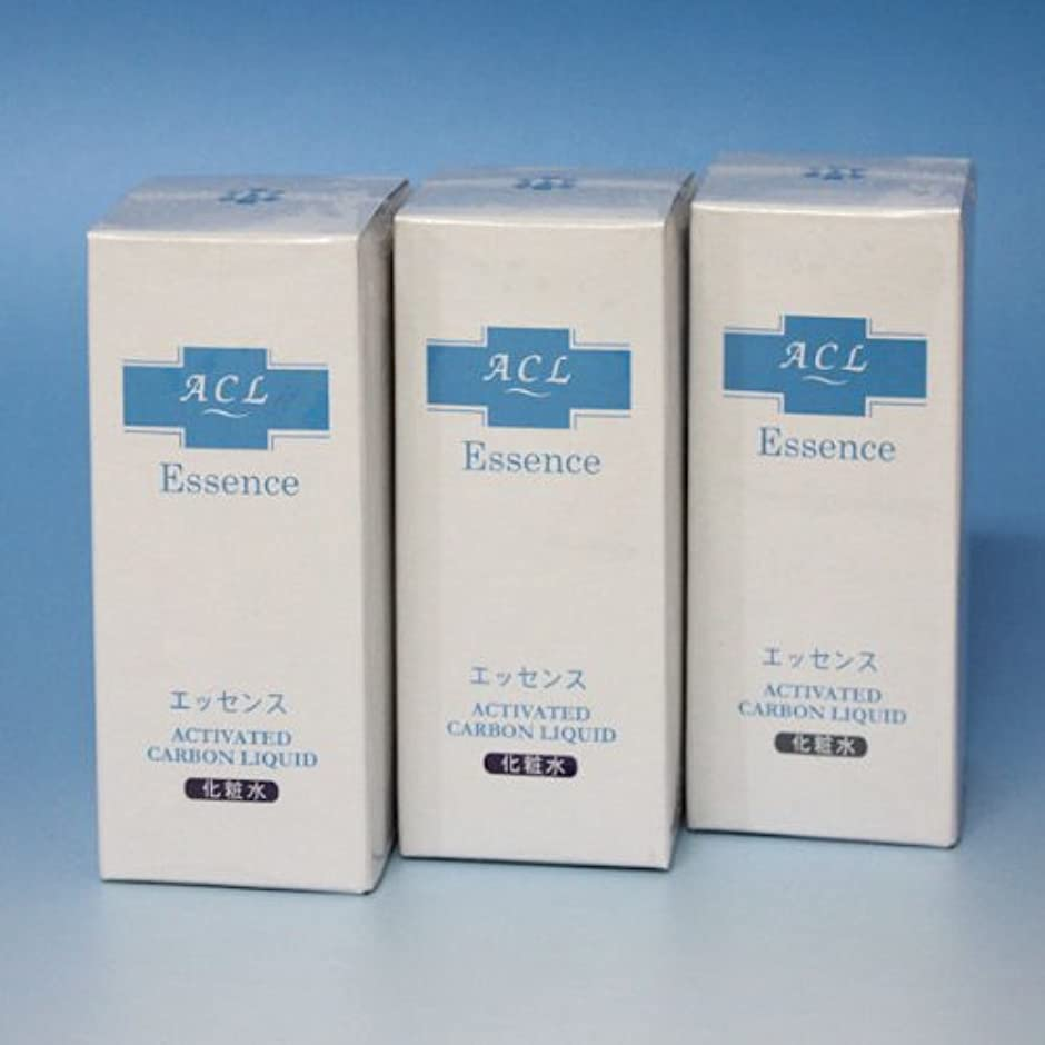 意気消沈した引退する刃ACL(アクル) エッセンス 50ml3箱セット *50ml進呈( 5mlサンプル×10本) 進呈