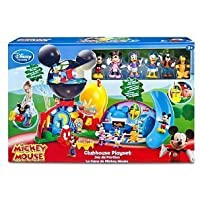 Disney Exclusive Mickey Mouse Clubhouse Playset by Disney [並行輸入品]