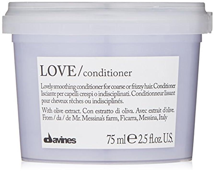 火炎評価するLove Lovely Smoothing Conditioner for Harsh & Frizzy Hair