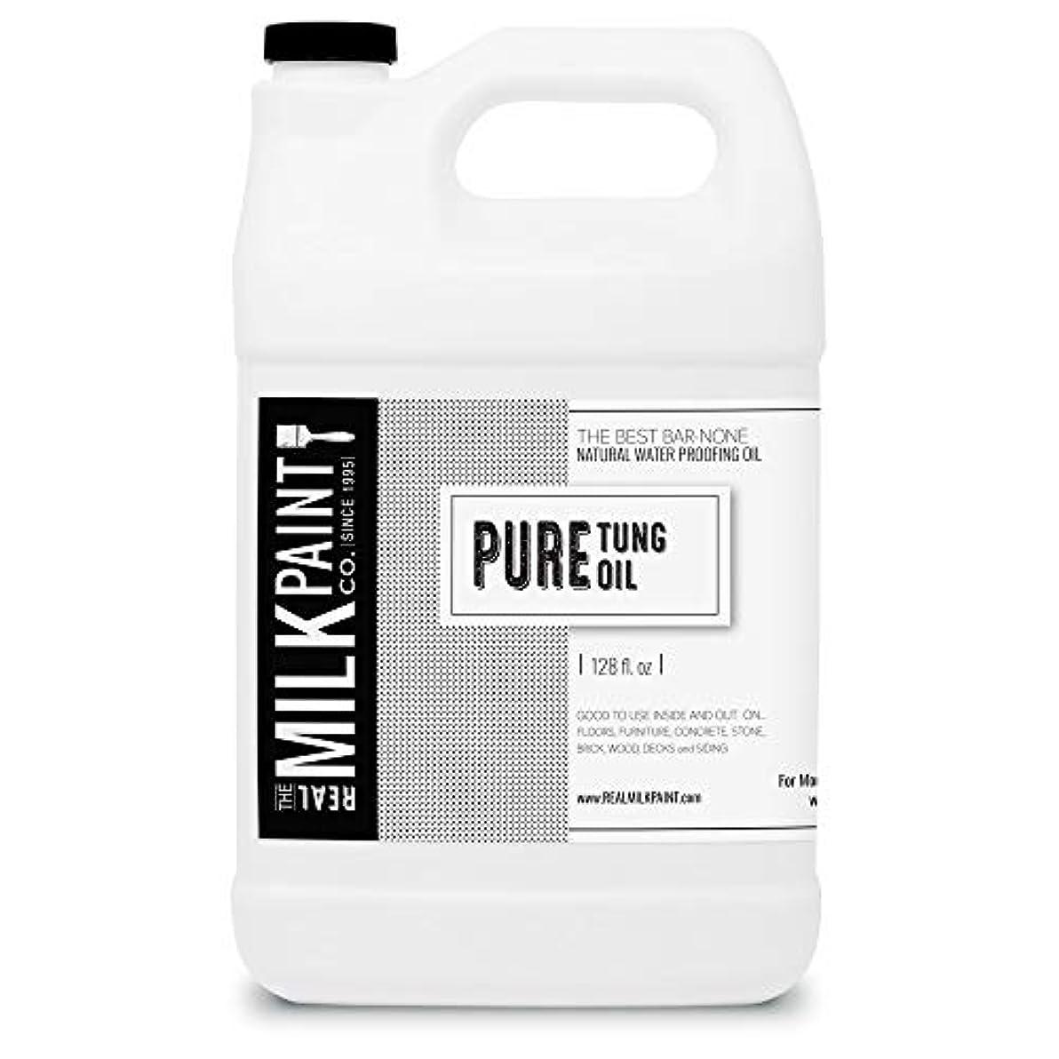 救出マージ主婦RealミルクペイントPure Tungオイル Gallon