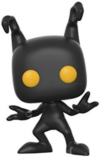 Funko - Figurine Disney Kingdom Hearts - Shadow Heartless Pop 10cm - 0889698217644