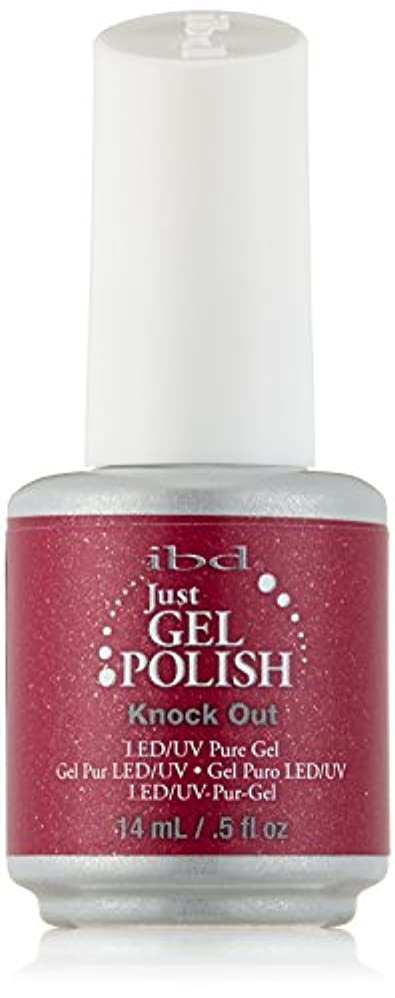 スーパー国民投票ドルIBD Just Gel Polish - Knock Out - 0.5oz / 14ml