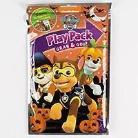 Play Pack Paw Patrolハロウィンクレヨン、ステッカー、楽しいサイズブック、ケースパックof 48