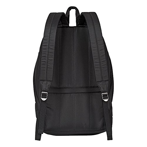 marimekko マリメッコ PADDED BAGS 045486 LOLLY Reppu 中綿キルティング ナイロン バックパック リュック デイパック カラー009/ブラック [並行輸入品]