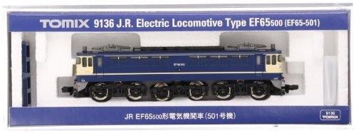 Nゲージ TOMIX 9136 EF65-500 (501号機)