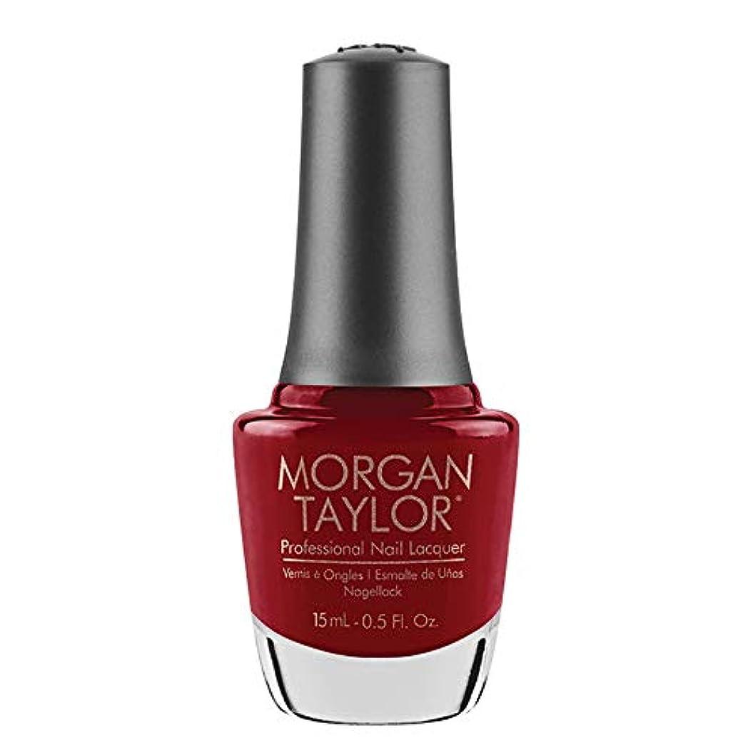 現代唯一枠Morgan Taylor Nail Lacquer - All Tango-d Up - 15 ml/0.5 oz