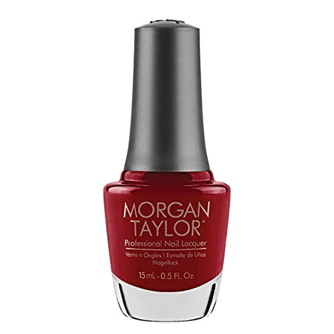 カフェテリア熟考する否認するMorgan Taylor Nail Lacquer - All Tango-d Up - 15 ml/0.5 oz