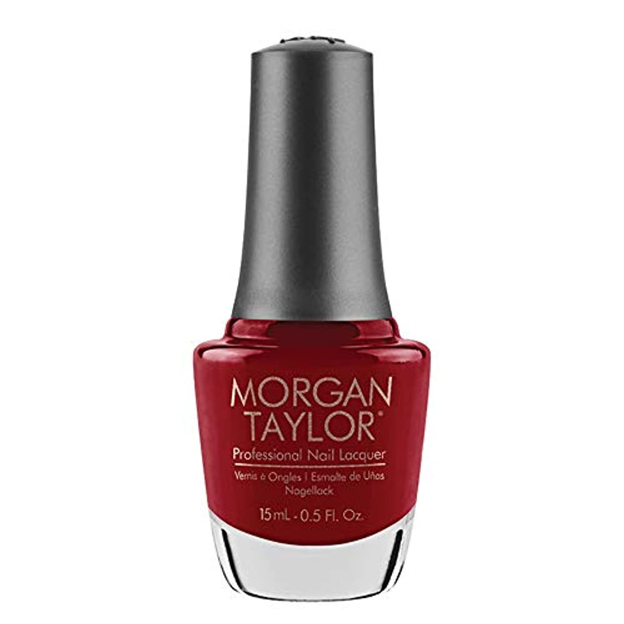 瞑想する許さないサイドボードMorgan Taylor Nail Lacquer - All Tango-d Up - 15 ml/0.5 oz