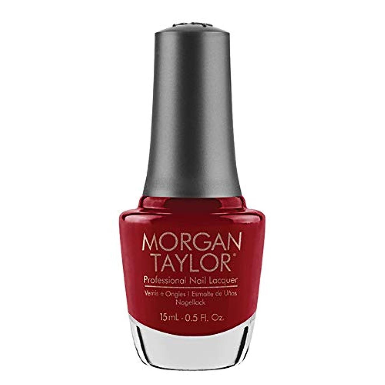 ヶ月目デコードする抵抗Morgan Taylor Nail Lacquer - All Tango-d Up - 15 ml/0.5 oz